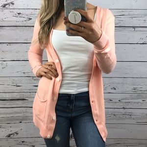 Gap Cozy Button Up Cardigan